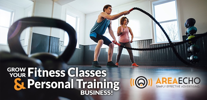 Grow Your Fitness Classes & Personal Training Business With AreaEcho