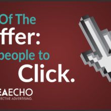 The Art Of The Offer: Getting People To Click Your Banner Ads