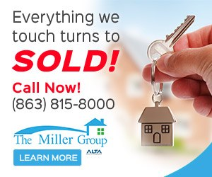 The Miller Group - Banner Ad By AreaEcho